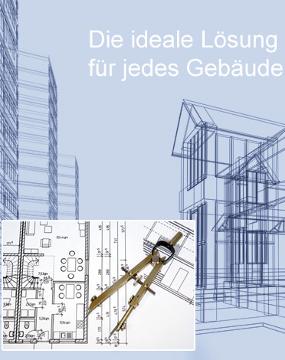Ideale Lösung für jedes Gebäude
